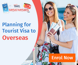 VisitVisas - Planning for Tourist Visa to Overseas